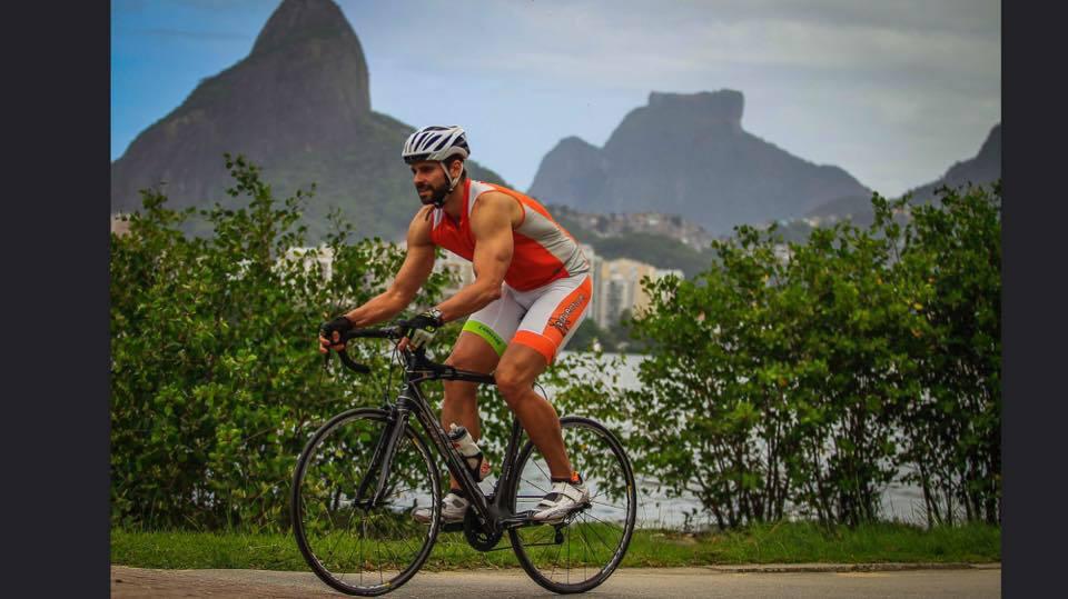 Vinicius Zimbrão venceu um câncer de testículos, em 2014