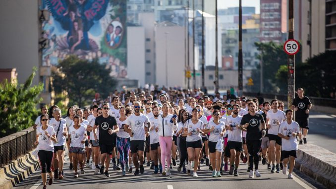 Corredores da Boost Run SP SP